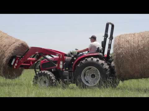 2020 Mahindra 3550 HST Cab in Elkhorn, Wisconsin - Video 1
