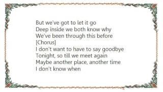 Dakota Moon - Til We Meet Again Lyrics