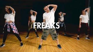 French Montana - Freaks ft. Nicki Minaj (Dance Video) | Mihran Kirakosian Choreography