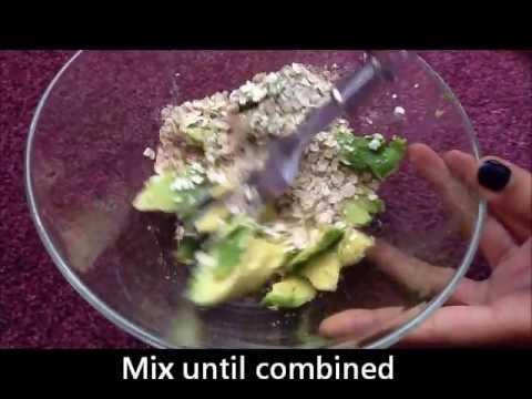 Shary mask intensive ampoule para sa mga mata antioxidant avocado
