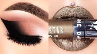 15 Glamorous Smokey Eye Makeup Ideas & Eye Shadow Tutorials | Gorgeous Eye Makeup Looks #127