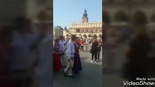 Королевский Краков.Польша летом