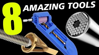 8 AMAZING tools for DIY banggood.com