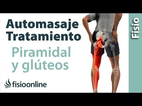 Estiramiento del músculo piramidal, glúteos y pelvitrocantéreos