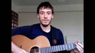 Canadee-i-o By Nic Jones - Tips For Guitarists By Sam Carter