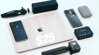 BEST TECH GADGETS YOU NEED! - UNDER $25 - 2019
