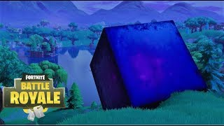 Cube has melted into Loot Lake! / Fortnite: Battle Royale /