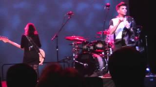 Adam Lambert-Lay Me Down, Kickin' In, Trespassing-12/31/13 NYE-Winstar World Casino
