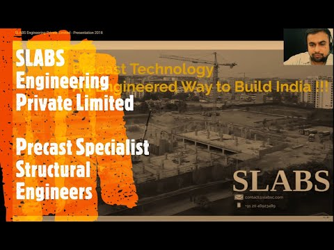 SLABS Engineering Private Limited - Precast Specialist Designers !