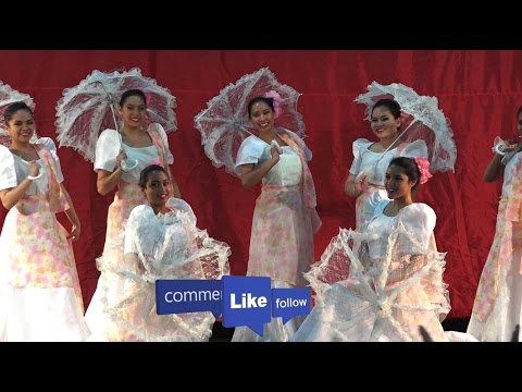 Download Sayaw Sa Payong - Marvelous Umbrella Dance by Philippines Talents-Traditional Folk Dance/Culture2015 HD Mp4 3GP Video and MP3