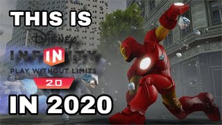 This Is Disney Infinity 2.0 In 2020...