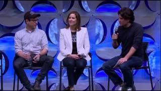 Star Wars Celebration : The Force Awakens Panel in Full