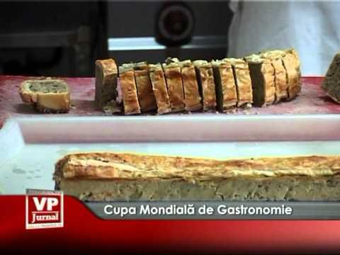 Cupa Mondială de Gastronomie