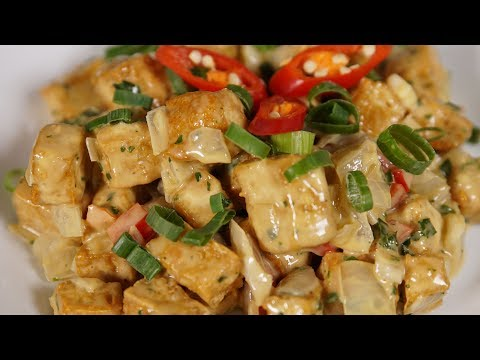 How to Cook Sizzling Tofu Recipe
