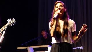 Christina Perri - Be My Forever live the Ritz, Manchester 22-11-14