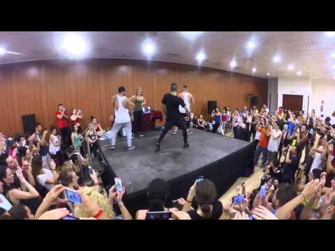 Chiquito & Dominican Power V MADRID SALSA FESTIVAL 2014