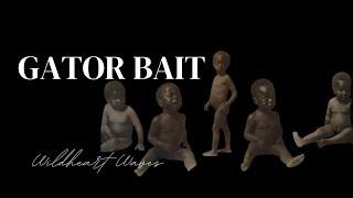 Black Slave Babies Used As Alligator Bait & Fence Riders
