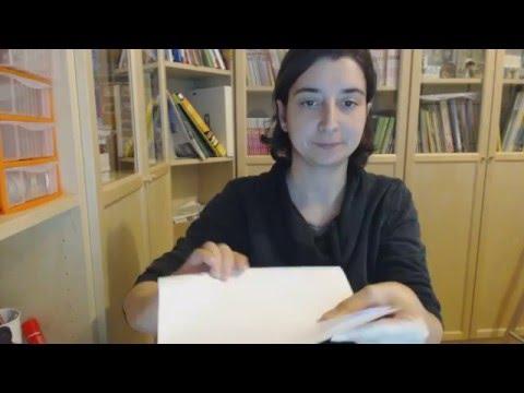 Cartelletta Formato schedario