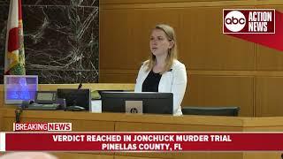 John Jonchuck Found Guilty Of First Degree Murder