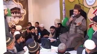 Sayed Zabeeb Masood Wo Soye Lala Zar Phirtay Hain At Umar Bhai's House Mehfil - December 2014