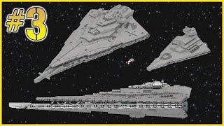 INSTRUCTIONS: LEGO First Order Resurgent Star Destroyer (PART 3/3)