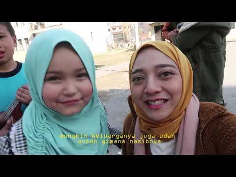 TANGGUH! Pengungsi Uighurs di Turki, SALUT dengan imannya  - vlog