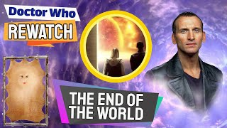 Interesting Facts About The End Of The World! - Doctor Who Rewatch: Episode 02