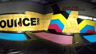 BOUNCE South Africa - The Venue of Waterfall Lifestyle Centre - in 360°