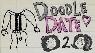 Doodle Date: Dan's First Kiss - PART 2 - Game Grumps