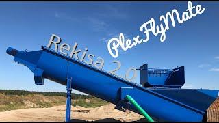 Rekisa 2.0 Jetski chase | FPV Freestyle | #PlexFlyMate