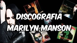 Discografia De Marilyn Manson [Para Descargar]