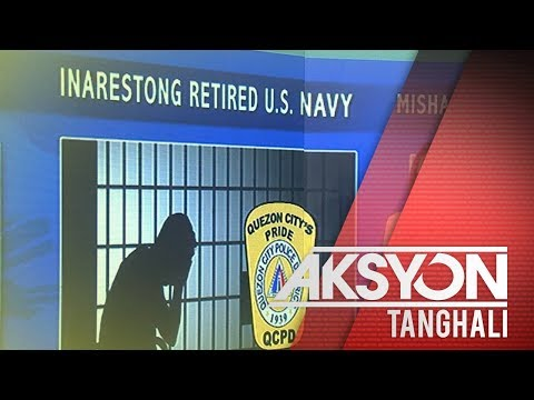 [News5]  Retired US Navy, kalaboso sa panggagahasa sa QC