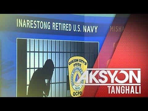 [News5]  Retired US Navy, kalaboso sa panggagahasa sa QC