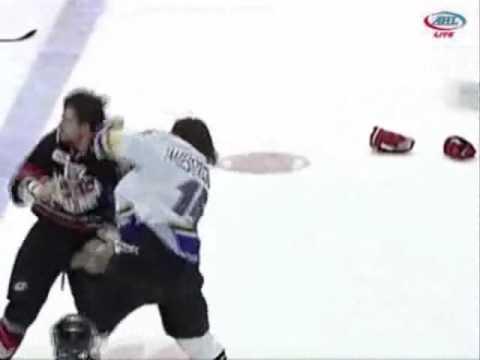 Zack FitzGerald vs. Kevin Westgarth
