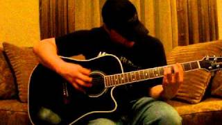 Theory of a Deadman - By The Way (Acoustic Cover).MPG