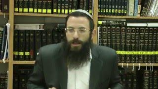 67 הלכות שבת או''ח סימן שכה סע' ה-ז הרב אריאל אלקובי שליט''א