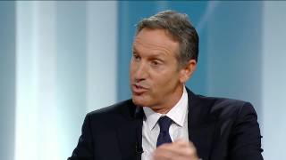 Starbucks' CEO Howard Schultz On Gay Rights And Companies' Social Responsibilities