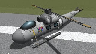 kerbal space program breaking ground helicopter - Thủ thuật