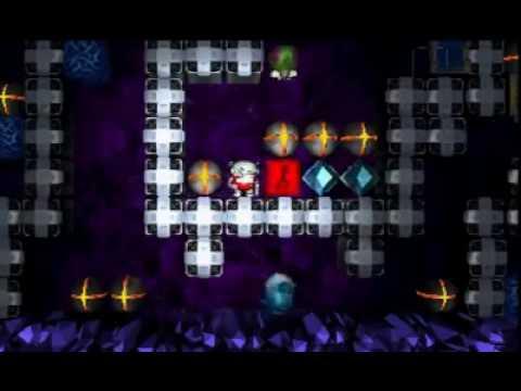 Видео № 0 из игры Boulder Dash-XL 3D [3DS]