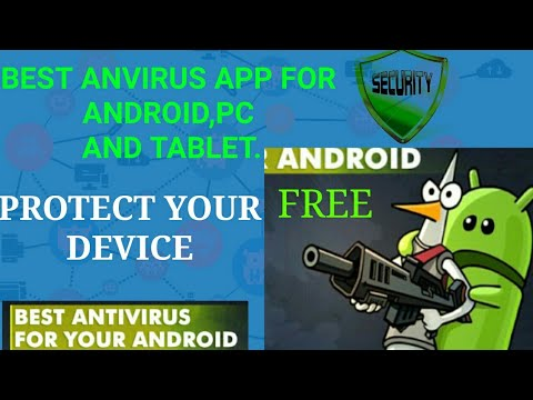 TOP 3 ANTIVIRUS FOR ANDROID, PC, TABLET