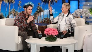 <b>Nick Jonas</b> Opens Up On Who Inspired Find You