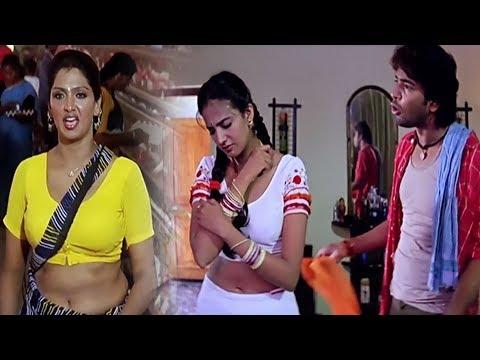 BhuvaneswariBhuvaneswari & Allari Naresh Super HIt Scene | Telugu Interesting Scene | Telugu Videos