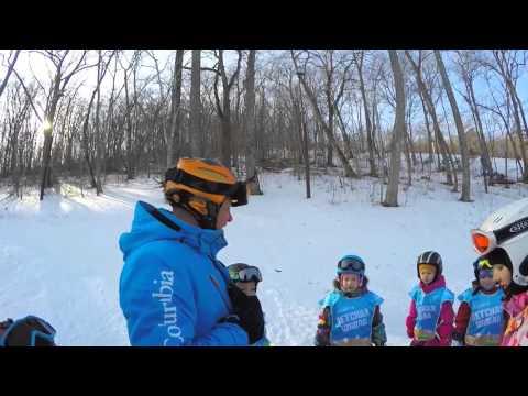Видео: Видео горнолыжного курорта Комета в Приморский край