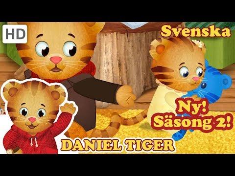 Daniel Tiger&#39s Kvarter - Växa upp och lära (Komplett Episod – HD Svenska)