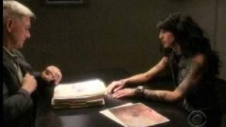 Claudia Black on NCIS