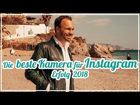 Die beste Kamera für Instagram Erfolg 2018 - Canon 6D Mark 2 Selfie Test
