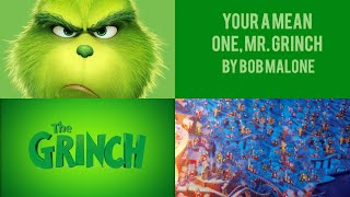 Bob Malone   You're A Mean One, Mr. Grinch