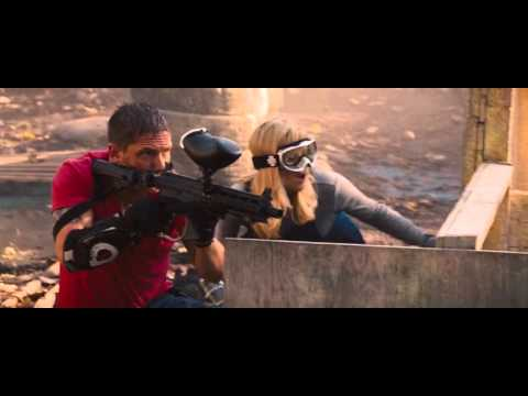 the paintball scene from This Means War 2012 ...Tom Hard