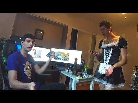 Sam Pepper & Ice Poseidon talk about Competitor of Cx Network