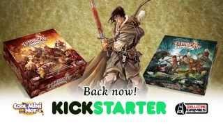 Zombicide: Black Plague Kickstarter Video